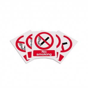 Standard No Smoking Sign