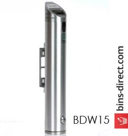 Compact Ash Tower Cigarette Bin