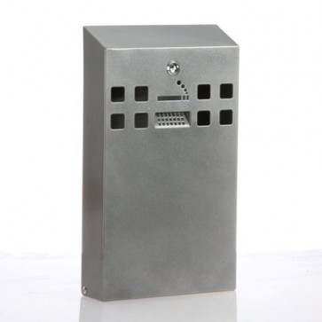 Slimline Wall Mounted Cigarette Bin (BDW06)