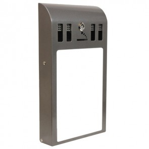 A4 Display Panel Cigarette Bin (BDW14C)