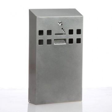 Slimline Wall Mounted Cigarette Bin (BDW06)