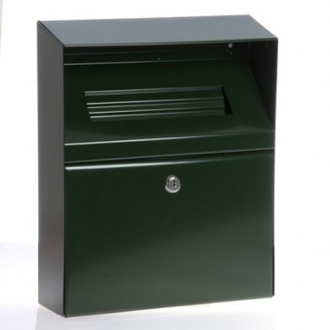Linpure Wall Bin - Dark Green (BDW10)
