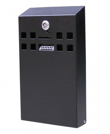 Slimline Wall Mounted Cigarette Bin (BDW05)